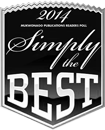 2014 Mukwonago Area's 'Simply the Best' Landscape and Lawn Maintenance Company
