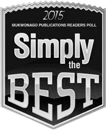 2015 Mukwonago Area's 'Simply the Best' Landscape and Lawn Maintenance Company